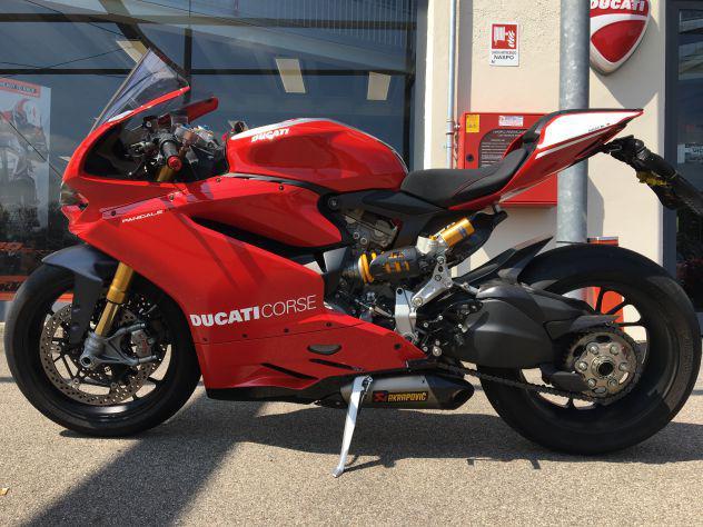 Ducati panigale r - akrapovic - mod. 2015