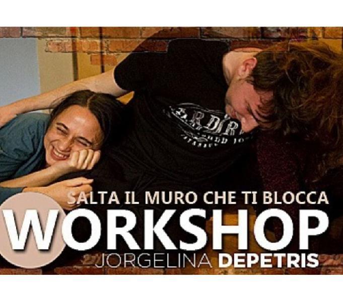Workshop immaginazione e improvvisazione