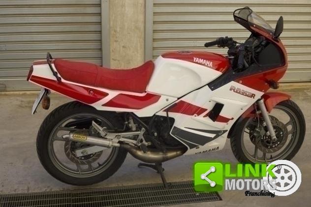 Yamaha rd 350 r - iscritta asi