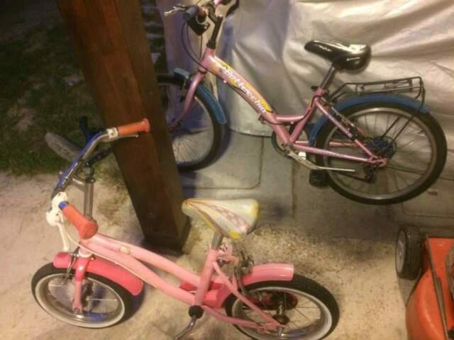 Biciclette Bambina Annunci Agosto Clasf