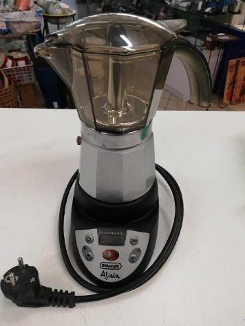 Caffettiera elettr alicia de longhi 6 tz