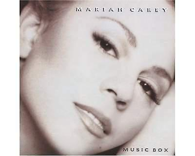 "Cd di "" mariah carey"" dal titolo "" music box"".nuovo e"