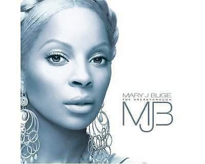 "Cd di "" mary j. blige"" dal titolo ""the breakthrough"".nuovo!"