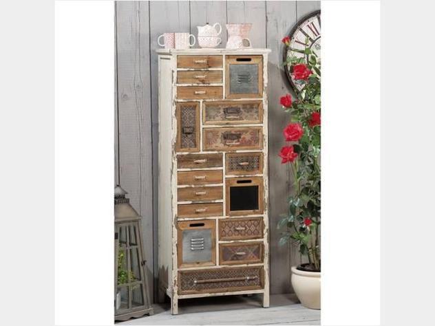 Mobile cassettiera industrial nuova art.45518