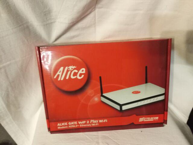 Modem adsl2 wi-fi telecom