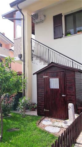 Vendita appartamento indipendente da 90 mq con giardino con