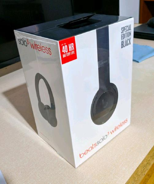 Beats solo 3 wireless bluetooth nuove imballate