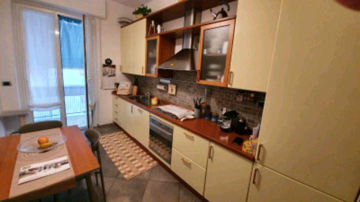 Cucina completa di elettrodomestici (meno frigo da incasso)