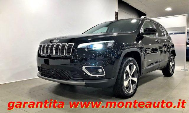 Jeep Cherokee 2.2 CRD 4WD LIMITED Drive 4X4