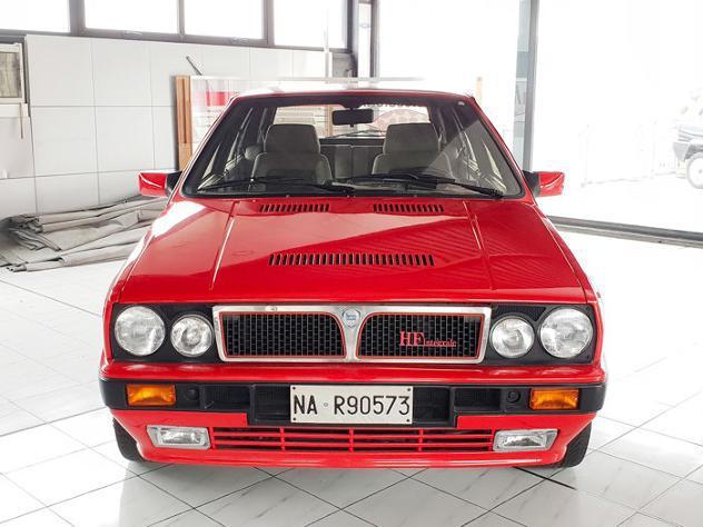 Lancia - delta hf integrale - 1988