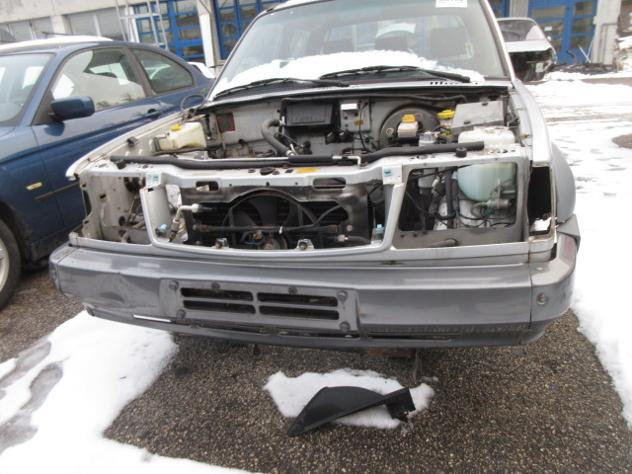 Paraurti anteriore tata pick up del 2004