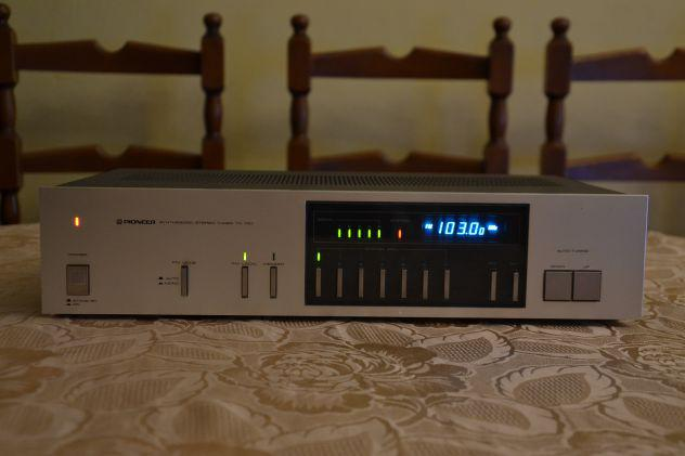 Pioneer tx-720 sintonizzatore radio tuner digitale fm - am
