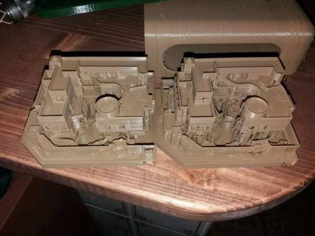 Progettazione cad 3d e stampa in 3d di modelli
