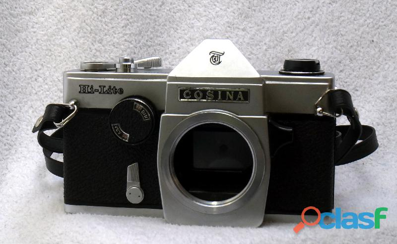 Fotografia analogica materiale fotografico vintage