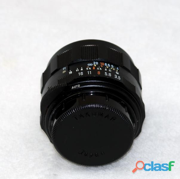 Obiettivo m42 asahi pentax takumar 28mm 1/3.5