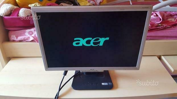 """Acer v206hqlab monitor da 19.5"""", risoluzione 1600 x 900,"""