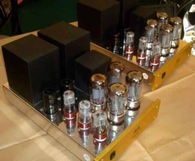 Amplificatori finali antique sound lab aq 1008