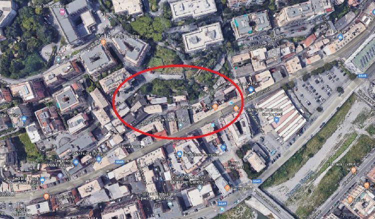 Appartamento - Quadrilocale a Marassi, Genova