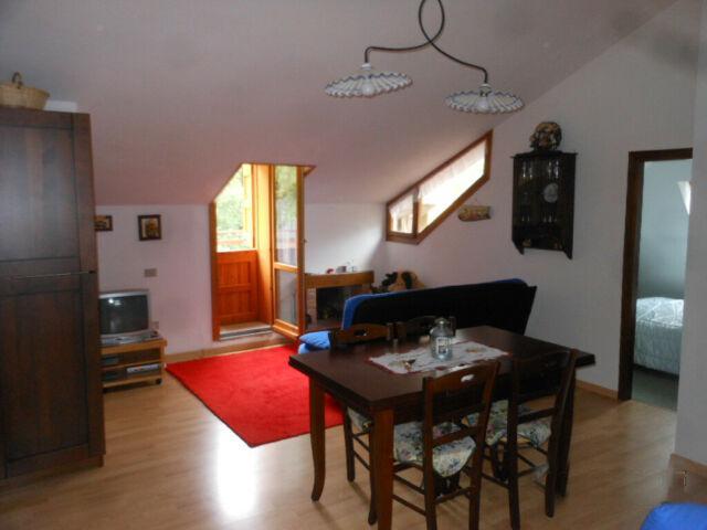Appartamento con terrazza abitabile, cutigliano