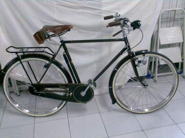 Bicicletta da uomo taurus vintage nuova