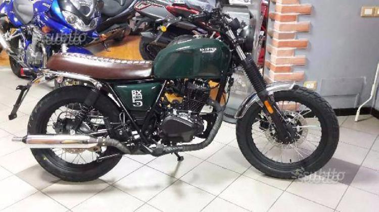 Brixton Motorcycles BX 125 (2017 - 19) nuova a Napoli
