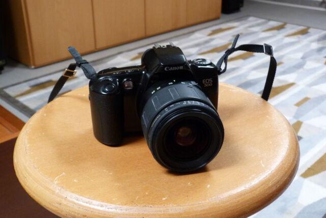 Canon eos 500 analogica (a pellicola)