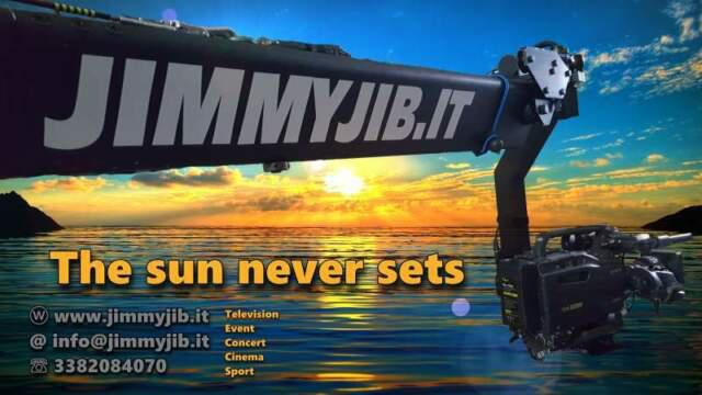 Jimmy jib extreme triangle stanton 12 metri