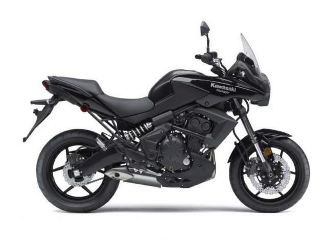 Kawasaki versys 650 ricambi