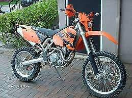 Ktm 450 exc 2004 ricambi