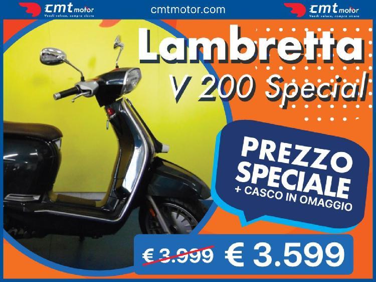 Lambretta V 200 Special (2018 - 19) nuova a Borgaro Torinese