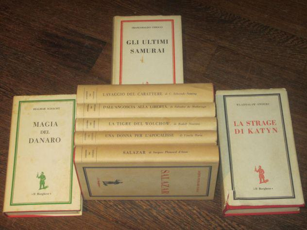 Libri del borghese 41 volumi - 1966-1974