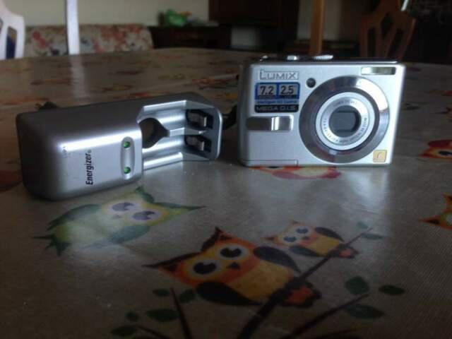 Macchinetta foto digitale panasonic