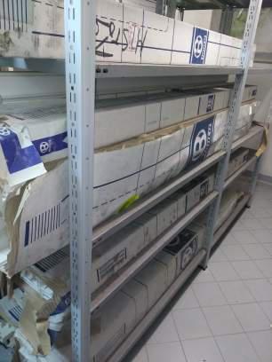 Materiale elettrico nuovo a stock