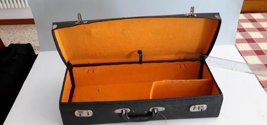 Scatola porta strumenti musicali, milano