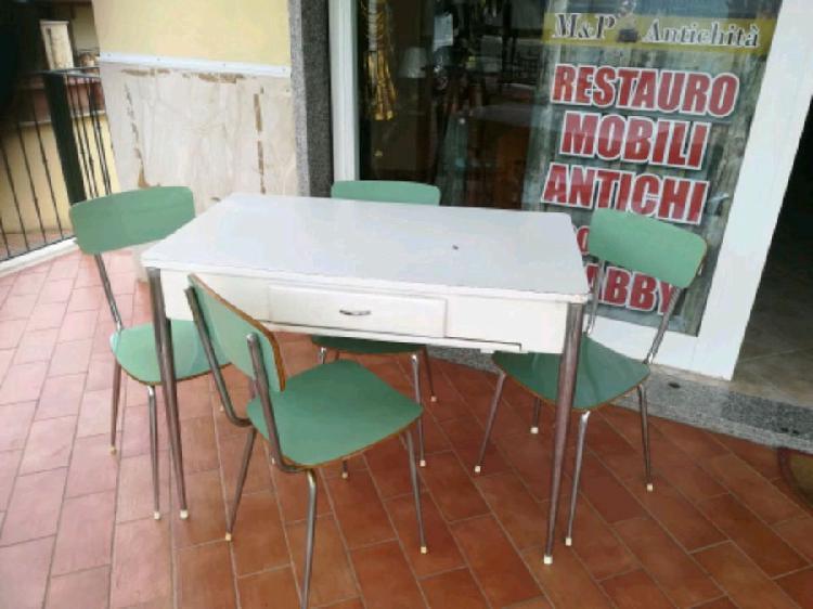 Tavolo Formica Vintage.Tavolo Vintage Formica Offertes Ottobre Clasf