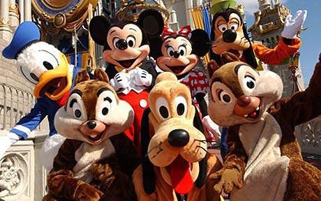 Mascotte minnie e topolino speciale noleggio venezia e
