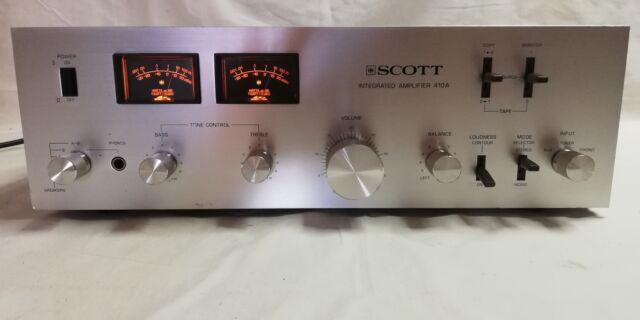 Amplificatore scott 410a