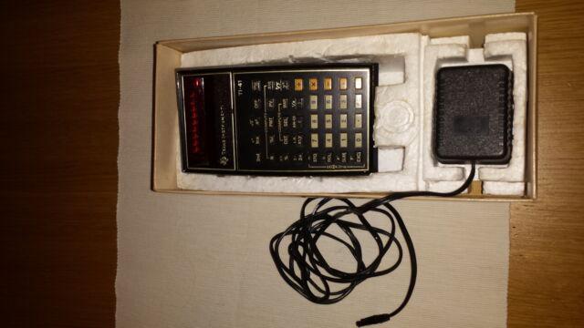 Calcolatrice elettronica texas instruments
