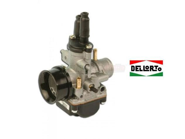 Carburatore dell'orto phbg 19 ds - scooter 50/100 2t