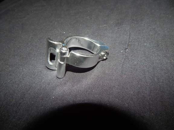 Collarino fascetta per deragliatore 34,9mm
