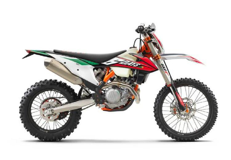 KTM EXC 500 F Six Days (2020) nuova a Bagnolo Mella