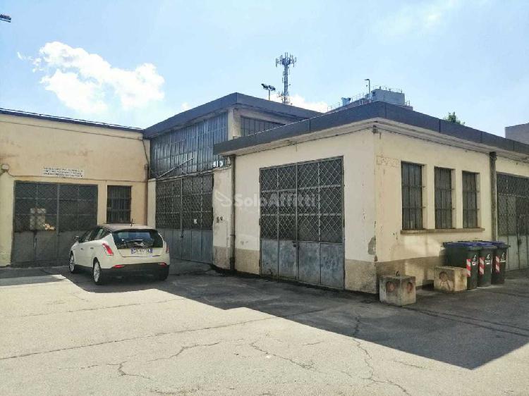 Magazzino a Barriera di Milano, Torino