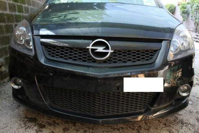 Opel zafira turbo opc 16v molto rara! perfetta!
