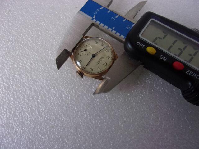 Originali due orologi in oro 750/18kt