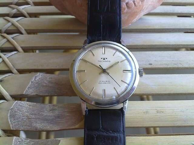 Orologio technos anni 60'