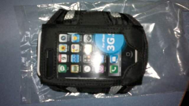 Portacellulare arm band fascia iphone 3gs