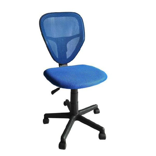 Sedia poltrona da ufficio operativa task crumer blue