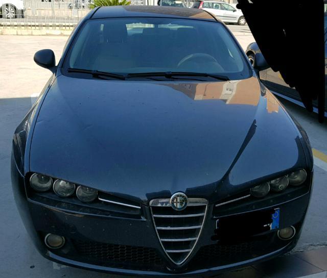 Alfa romeo 159 1900 jtdm 120 cv 2008