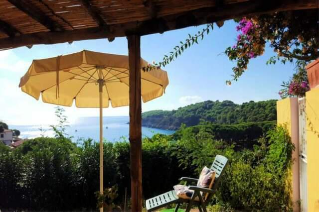 Elba fetovaia: casa vacanze con servizio spiaggia