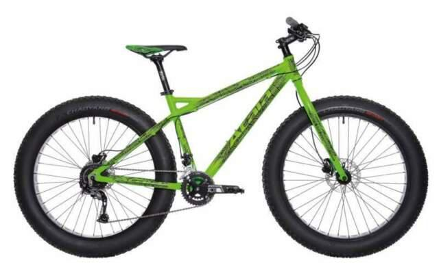 Fat bike atala alaska 18v nuove